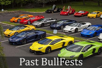 past bullfests