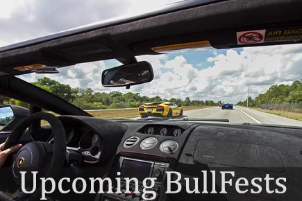 upcoming bullfests
