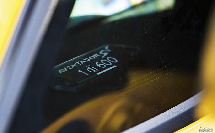 Aventador SV 09