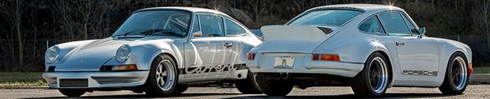 Porsche Twins